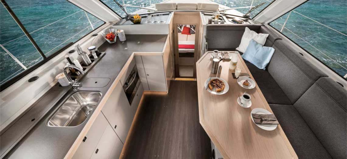 boat cooktop