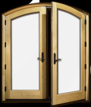 Door Swinging Patio