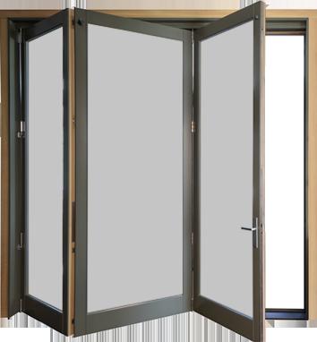 bi-fold window