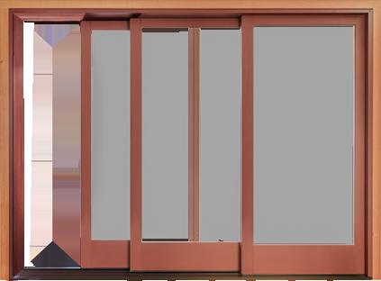 multi slide window