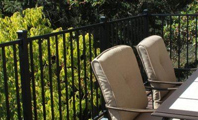 concord deck railing