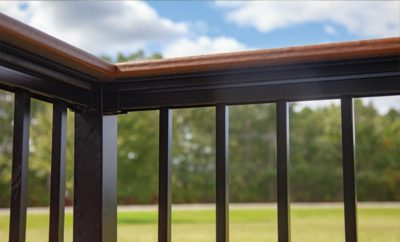nantucket railing